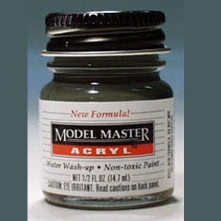 TES4734] Testors Model Master Medium Green FS34102 1/2 oz