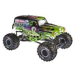 [AXI90055] Axial 1/10 SMT10 Grave Digger Monster Jam Truck ...